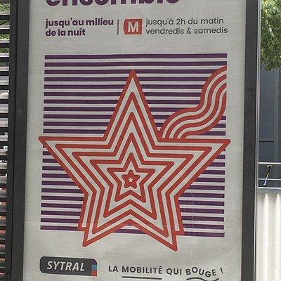 TCL Lyon Metro