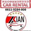 Kian Rent Car Jakarta Indonesia
