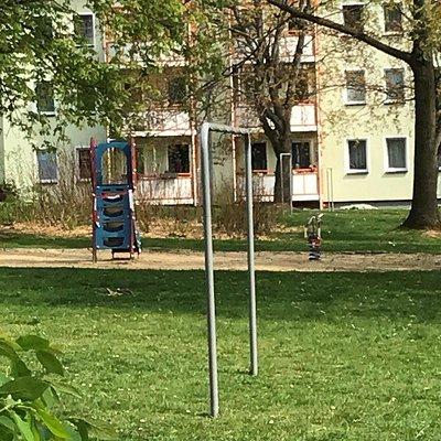 Detské ihrisko Spielplatz Bertolt-Brecht-Strasse