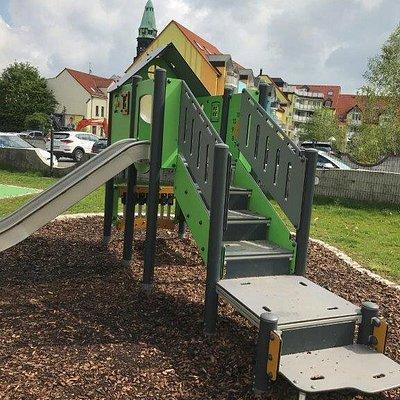Spielplatz Nr 79 Spiegelstrasse - detské ihirsko