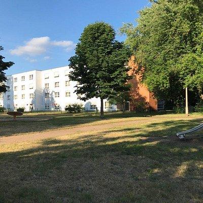 Detské ihrisko Spielplatz Arndtstrasse