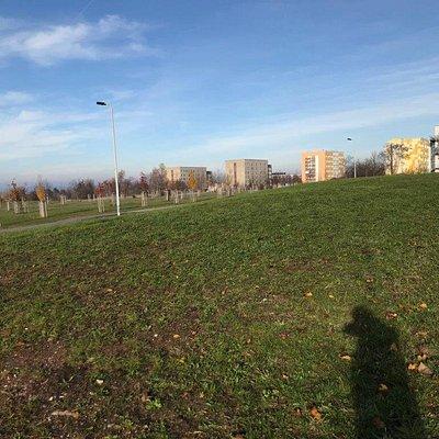 Spielplatz Max-Planc-Str - detské ihrisko