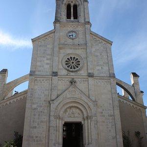 Exterieur de l'église