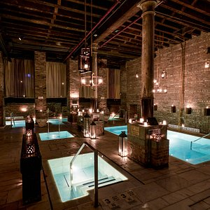 The Ancient Thermal Bath Experience