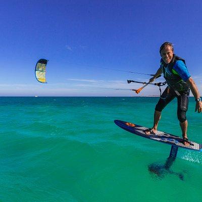 Harry Nass Kitesurf Foiling Hurghada