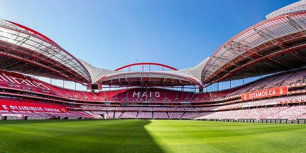 Estádio do Sport Lisboa e Benfica