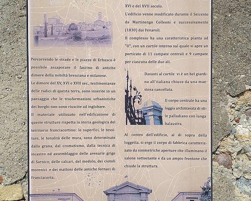 Locandina palazzo Martinengo