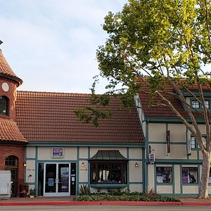 The Wildling Museum of Art and Nature, located at 1511-B Mission Drive in Solvang, CA.