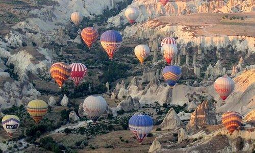 Sunrise Balloon Flıght