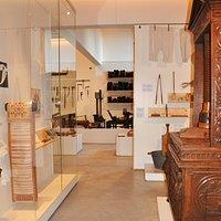 Musée de Folklore  vie Frontalière Mouscron - Travail d'artisan (exposition permanente)