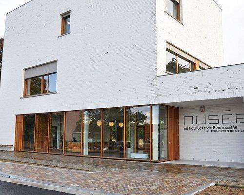 Musée de Folklore  vie Frontalière Mouscron - Entrée principale