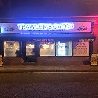 Trawlers catch
