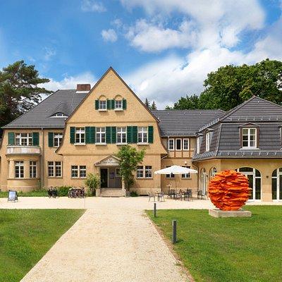 Haus am Waldsee, Foto: Bernd Borchardt