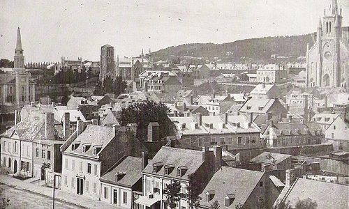 Saint Patrick's Basilica, est. 1847