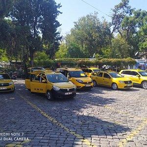 Foça Taksi 🚕 0507 733 72 34 📞 7️⃣ Gün 2️⃣4️⃣ Saat ⏱️