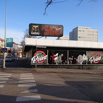 Bar Club Lounge Point, Kouvola