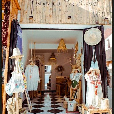 Nomad Boutique Concept Store Agadir