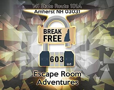 Escape room adventures!