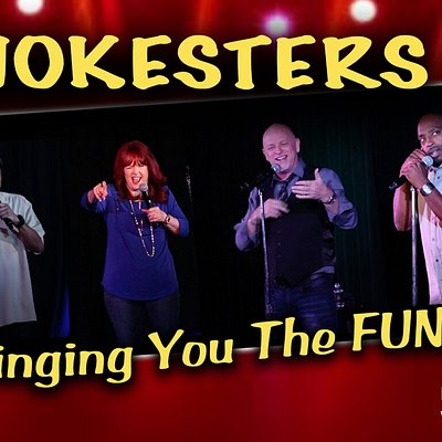 Live Professional Comedy Thurs - Sun at 9pm.  Alexis Park Resort www.JokestersLasVegas.com