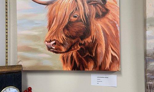 The Gallery In Aberlour & Spey Sport
