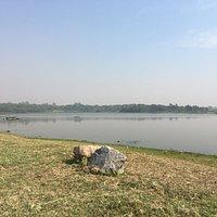 Lac Kipopo en novembre
