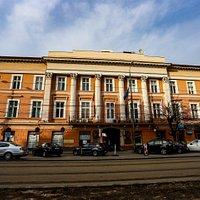 Dejan Palace, built in 1735, rebuilt in 1802