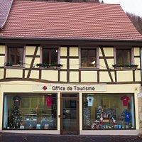 Office du tourisme du Sundgau Sud à Ferrette