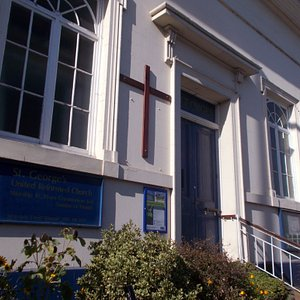 St. George's United Reformed Church, Little Sutton