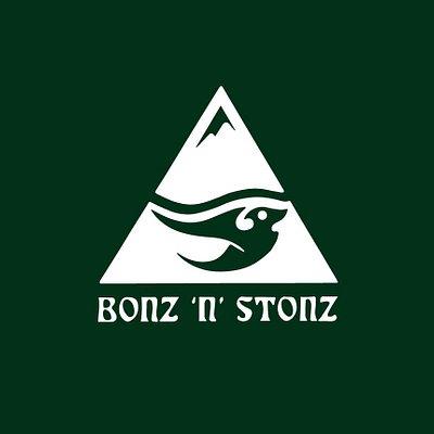 Bonz N Stonz Casrving Studio logo
