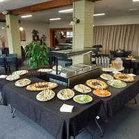 Finger food buffets available