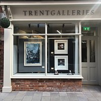 One of our gallery shop fronts