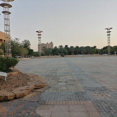 King Abdulaziz Historical Center Riyadh
