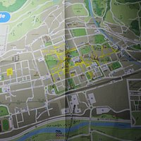 Cartina di Aosta