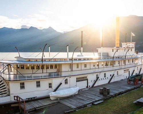 The SS Moyie