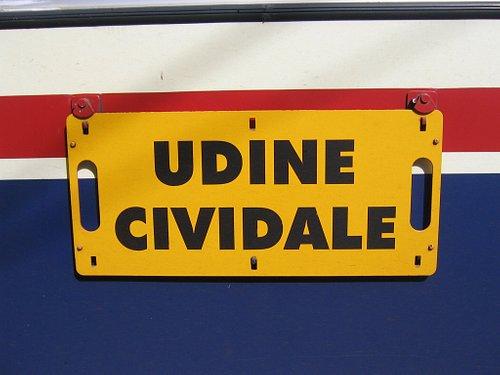 Udine,  Societa Ferrovie Udine Cividale srl