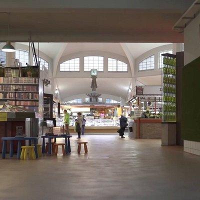 Mercado del Ensanche de Pamplona