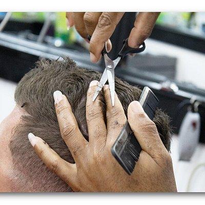 Clipper and Scissor Style Haircuts
