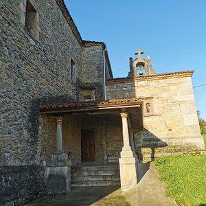 Exterior del Santuario.