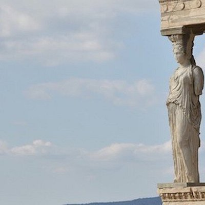 #Karyatis #Acropolis #George's Private Tours
