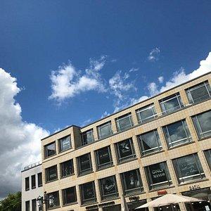 Nákupné centrum Goethekaufhaus Einkaufszentrum