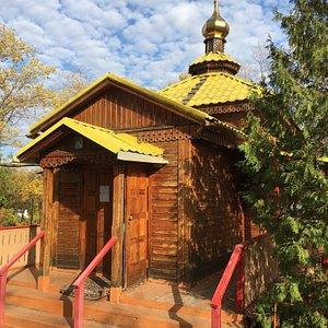 Храм-часовня в честь Рождества Христова