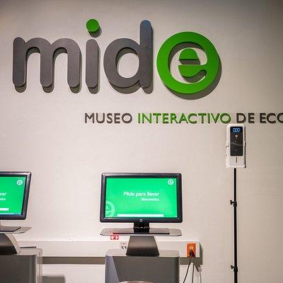 Museo MIDE  https://www.mide.org.mx/  Ven al MIDE. Tu tiempo lo vale.