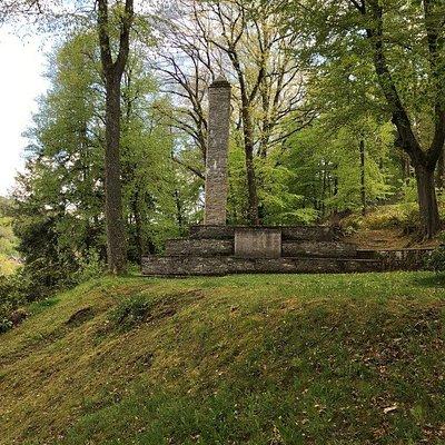 Pomník Denkmal der Opfer von Krieg und Gewalt