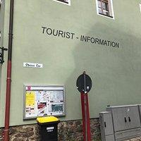 Turistické informácie Stadtinformation Schwarzenberg