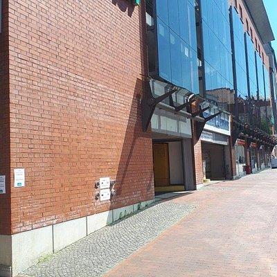 Nákupné centrum GALERIA Kaufhof
