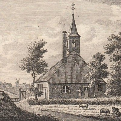 Stolpkerk, 18e eeuw