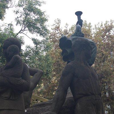 Monument A Francesc Layret