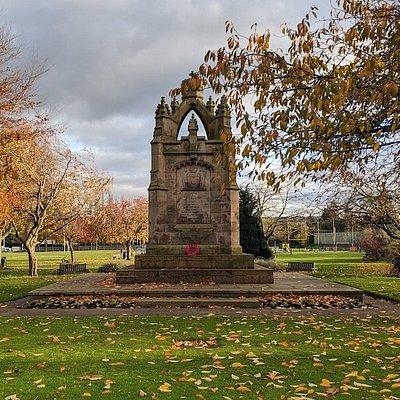 Dalkeith War Memorial