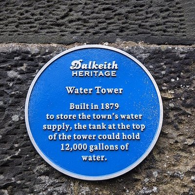Dalkeith Water Tower