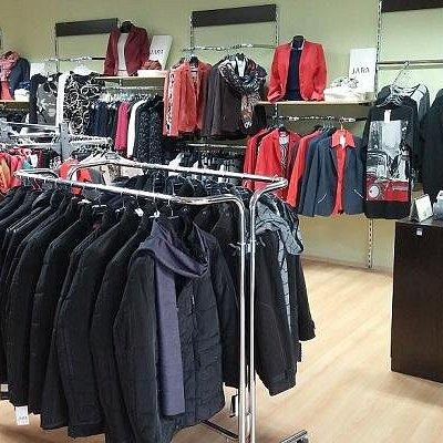 JASNA Shopping City Einkaufszentrum